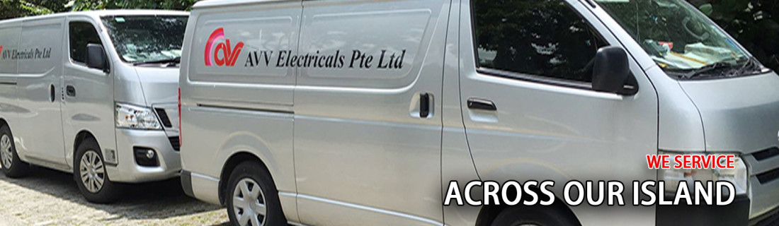 AVV Electrical - Any were in Singapore
